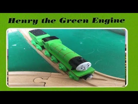 Henry The Green Engine | Feature Film By NorthWestern 04