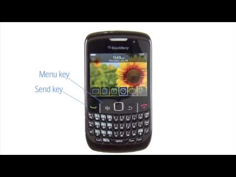 Overview of the BlackBerry Curve 8520 Gemini smartphone- on Official Blackberry Site