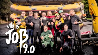 Waterfall Rafting and A Last Raglan Swell | Who is JOB 9.0 S8E8