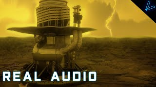 Download This Is What The Surface Of Venus Sounds Like! Venera 14 Sound Recording 1982 (4K UHD)