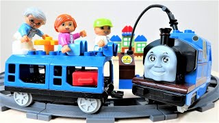LEGO duplo? Thomas & Friends Accidents will happen Knock Off Toys China Mart for Children Kids