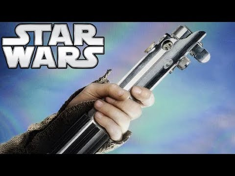 Disney Officially Claims Anakin's Lightsaber is Now Rey's - Star Wars Explained