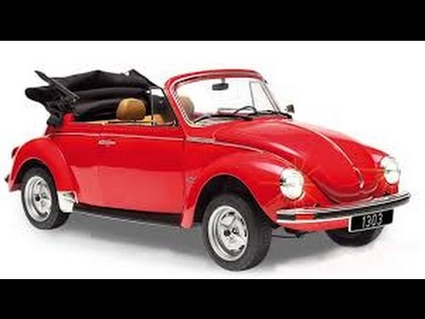 vw 1303 cabrio 1 8 youtube. Black Bedroom Furniture Sets. Home Design Ideas