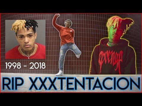 XXXTENTACION TRIBUTE | Freestyling to X songs | Dance Video