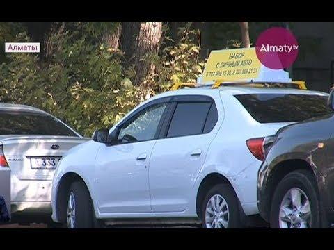 Суд над одним из 60-ти должников-таксистов начался  в Алматы (21.09.17)
