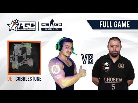 [EPIC GAME!] Chosen5 vs Ground Zero | CBBLE | Map 2 | AGC CS:GO | Qualifiers Region 1