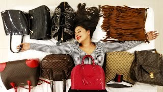 Every Bag Carries A Story | My Designer Bag Collection :-)