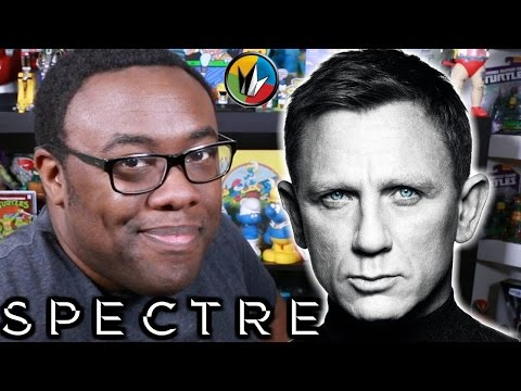 Catching Up With Andre - SPECTRE and James Bond - Regal Cinemas