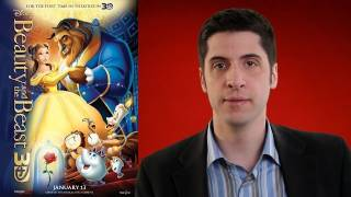 Beauty and the Beast 3D movie review