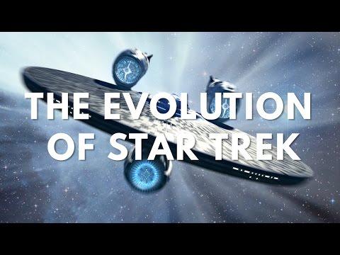 The Evolution of Star Trek in Television & Film (50 Years of Trek)