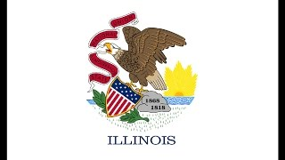 Illinois' Flag and its Story
