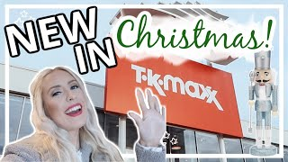 NEW IN TKMAXX CHRISTMAS 2019 | GIFTS, FESTIVE FASHION +MORE!