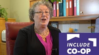 Judy's story - #IncludeCoop