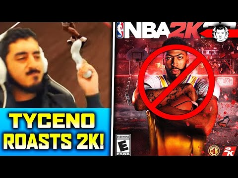 TYCENO JUST ROASTED NBA 2K20 and PURE LOCKDOWN BUILDS AFTER LOSING WAGER... |