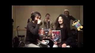 aya Suekiと折倉俊則の最終トーク with Rita,タケシーズ