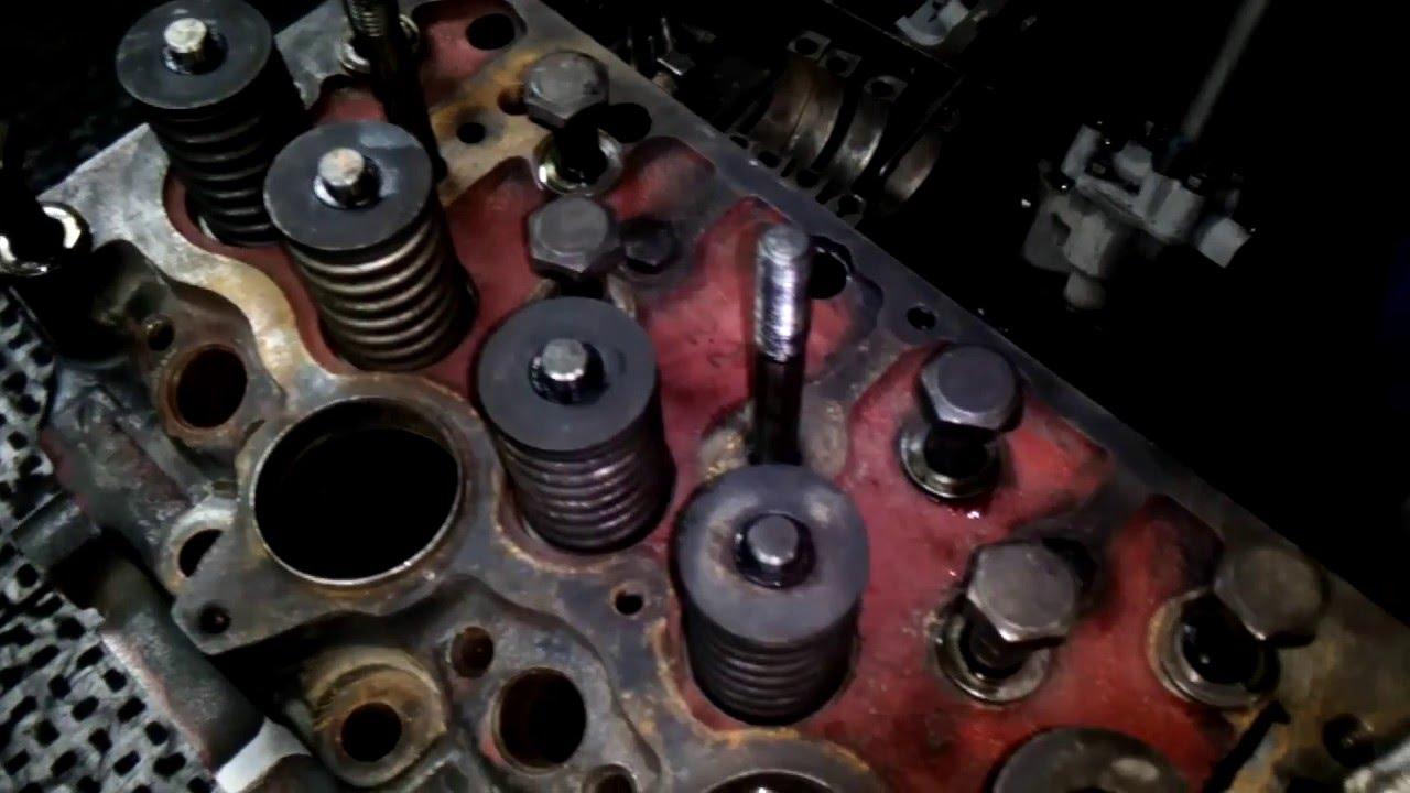Инструкция по ремонту двигателя д 260
