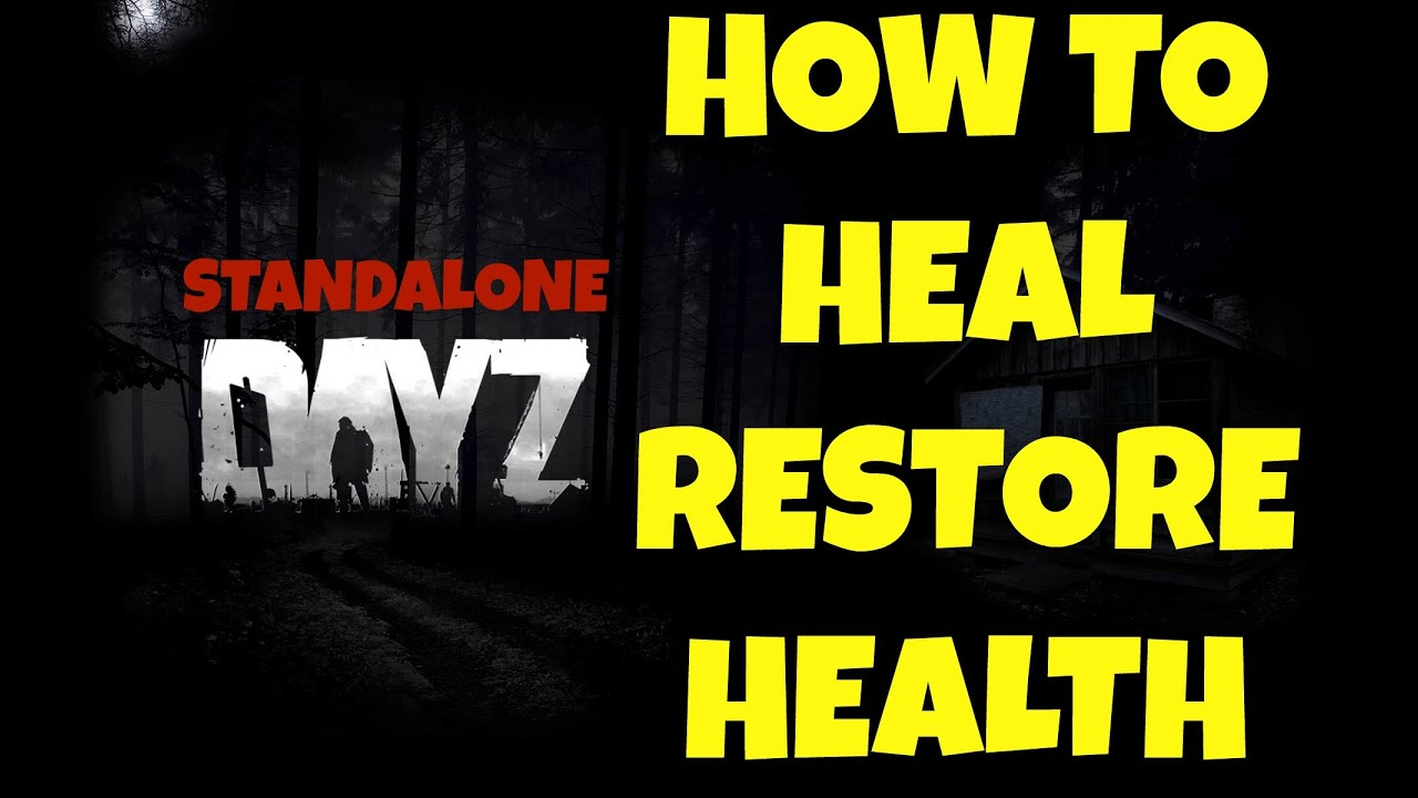 How to restore health