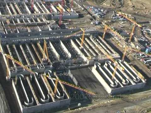 Budapest Central Wastewater Treatment Plant Construction 2006-2009