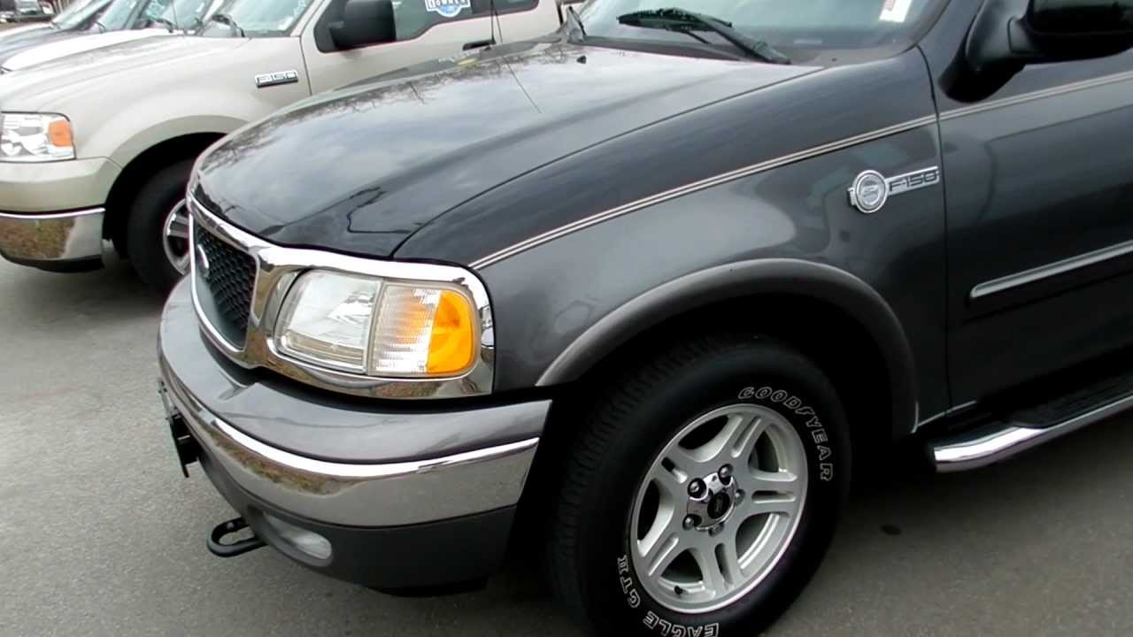 2003 Ford F 150 Review Heritage Supercab For Sale Ravenel Ford