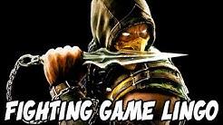 Mortal Kombat X: Fighting Game Lingo Explained! Vortex, 50/50, Plus Frames & More (MKX Tutorial)