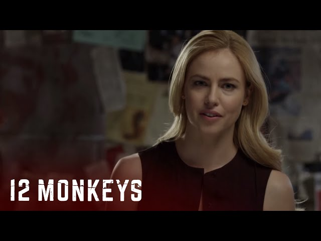 12 Monkeys: Cole's Relationship With Cassie | SYFY