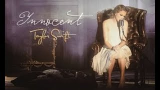 Watch Taylor Swift Innocent video