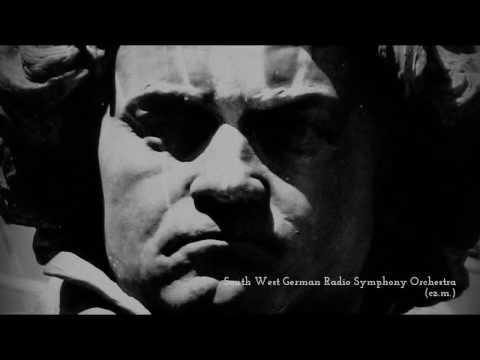 Ludwig van Beethoven, Symphony No. 3: Marcia funebre. S-W German Radio Symphony Orchestra