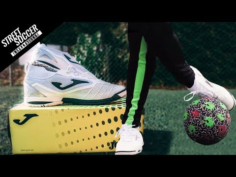 Joma Sport Tactico | Product Review | Street Soccer International