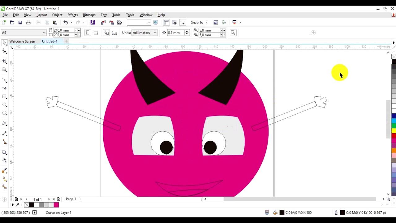 Koleksi 4300  Gambar Animasi Mudah HD Gratis