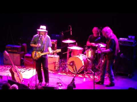 """Just Us Kids"" James McMurtry @ Bowery Ballroom,NYC 4-18-2015"