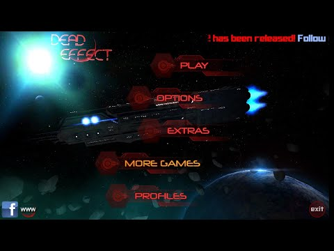 Dead Effect Game story mode part one 🎮  