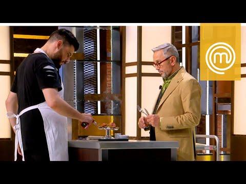 Il piatto di Danny è perfetto   MasterChef All Stars Italia