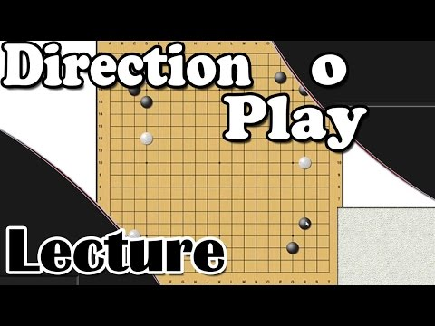 Bats Go Lecture - About Direction Of Play