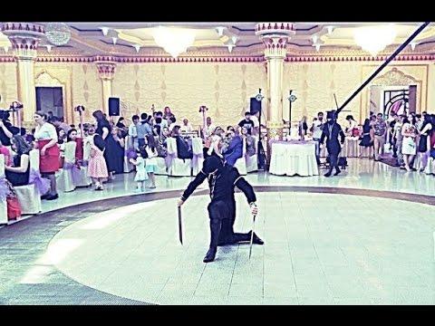 Шоу группа 'Даги' – Танец с Саблями. Супер, смотреть всем!
