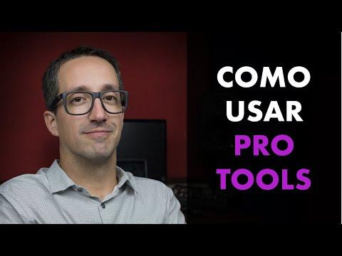 Cómo usar Pro tools tutorial en español