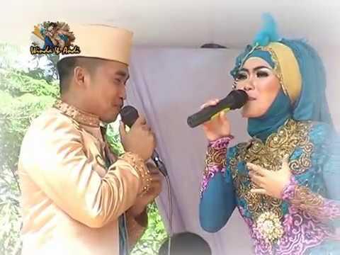 Bahtera Cinta pernikahan yang sangat romantis Winda dan Andi