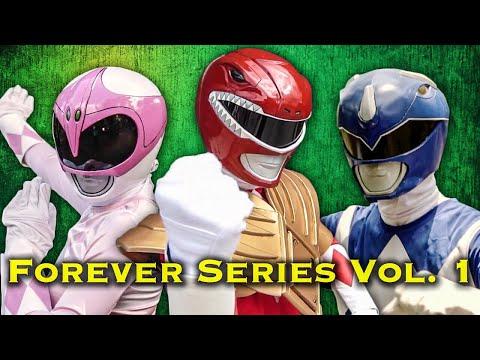 Power Rangers Morph Vol. One [FOREVER SERIES] Power Rangers | Super Sentai