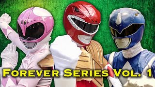 Power Rangers Morph Vol. One [FOREVER SERIES] Power Rangers | Super Sentai