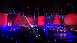 Jean Michel Jarre - Fast-Forwarding In China Show and Rehearsals 2004