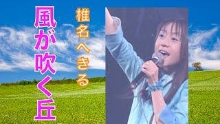 椎名へきる 風が吹く丘 (LIVE)