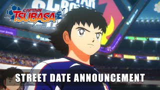 CAPTAIN TSUBASA: RISE OF NEW CHAMPIONS –Street Date Trailer