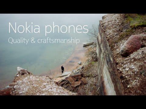 Nokia phones design - Quality & craftsmanship