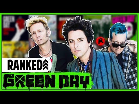 Every Green Day Album Ranked WORST To BEST