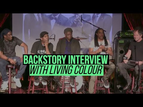 BackStory Presents: Living Colour Live From The Cutting Room NYC