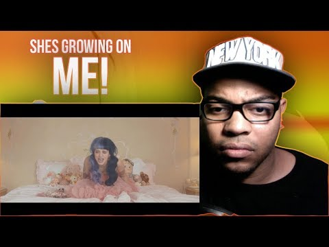 SHES GROWING ON ME! | Melanie Martinez- Pity Party Official Music Video *REACTION*