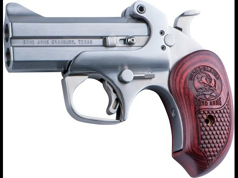 Bond Arms Snake Slayer IV  Hand Cannon