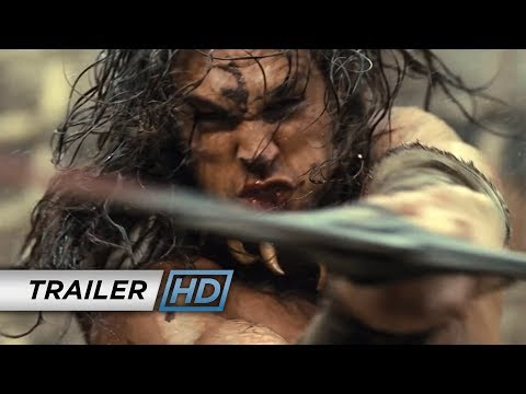 "Conan the Barbarian (2011) - Official Trailer - ""A Legend Will Rise"""