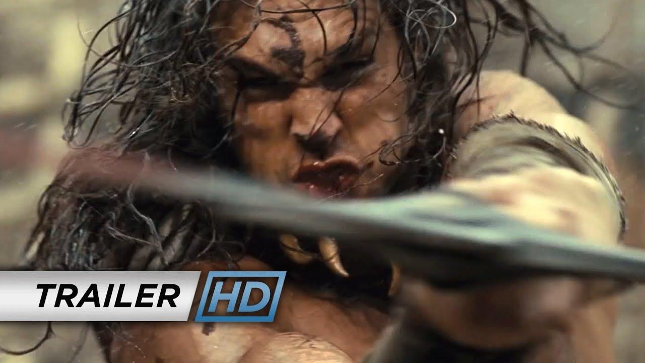 Conan the Barbarian (2011) - Official Trailer -