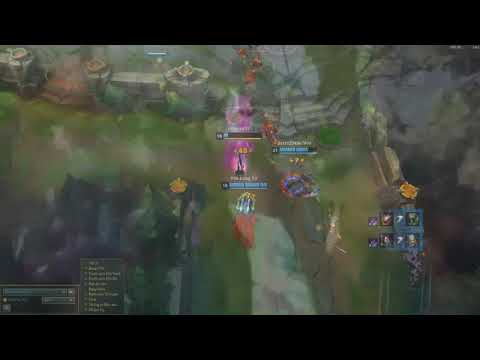 how to escape with akali