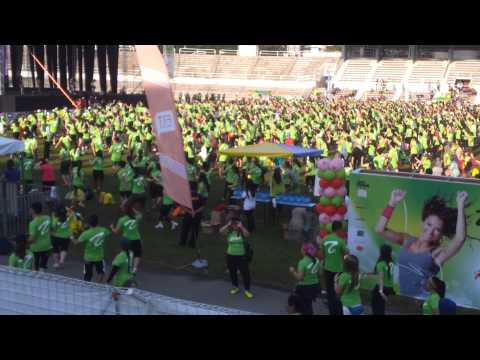 The Largest Zumba® Fitness Party in Malaysia!(18-1-2015)